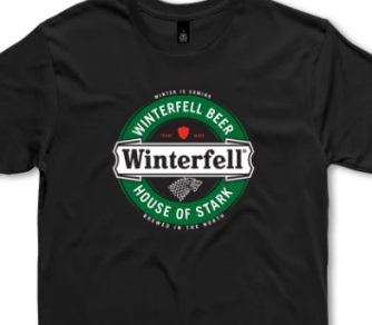 Winterfell shirt 2