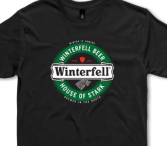 Winterfell shirt 2