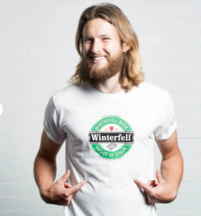 Winterfell shirt